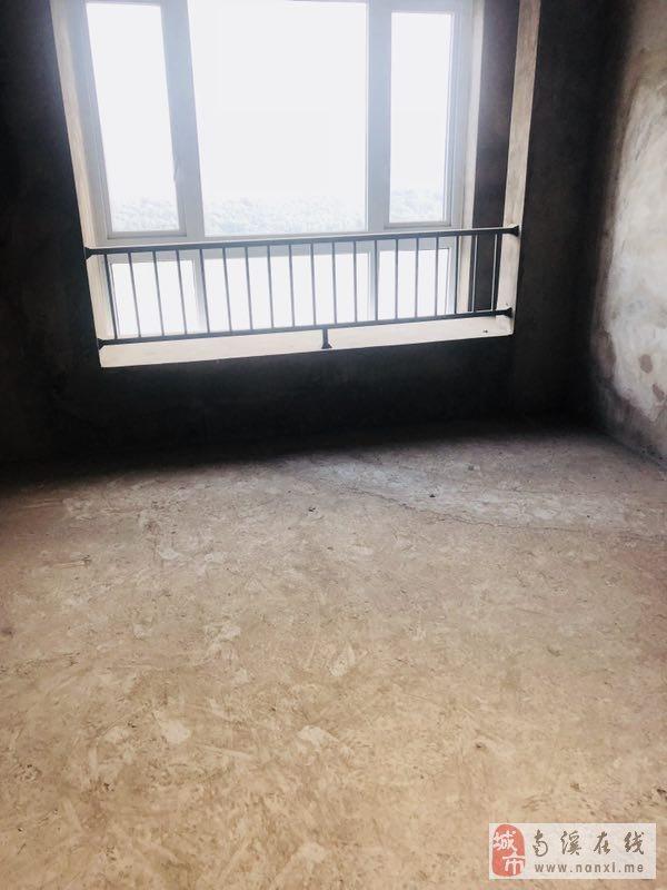 江景郦城高层江景房大三室,现房接手即可装修的好房子
