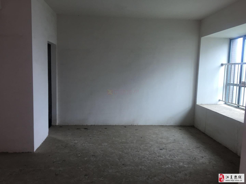 江郡华府3室2厅2卫伴入室花园满二税低