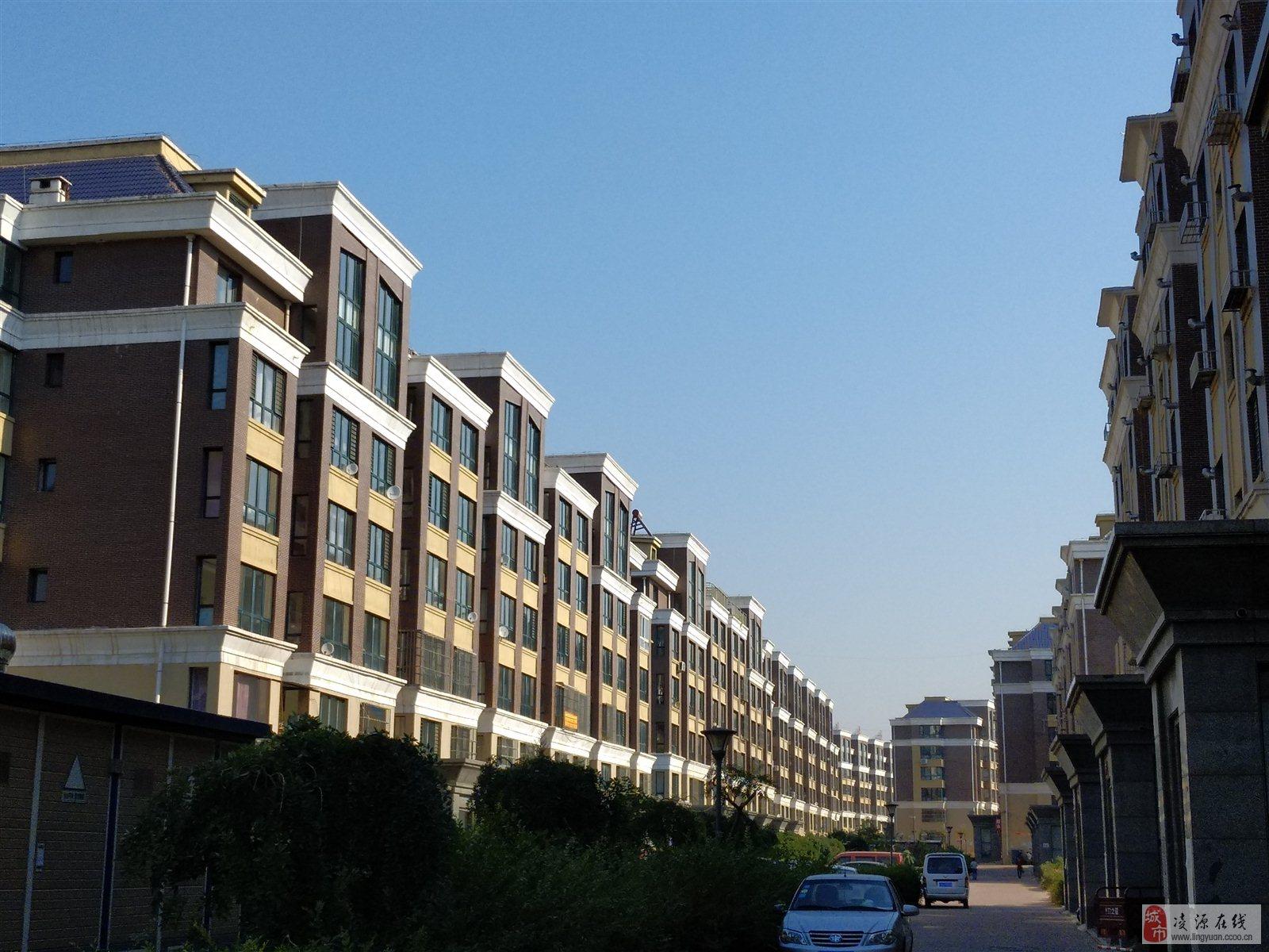 凌水灣一手抵帳房8樓105平純三室29萬可貸款!南北通透