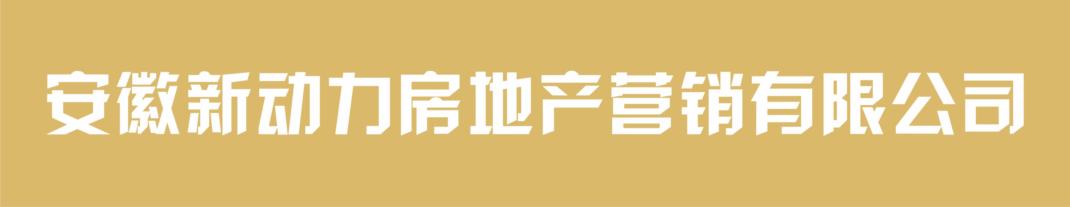 安徽新动力房地产营销有限公司