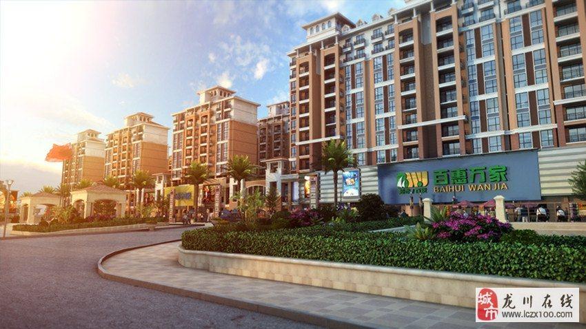 售泰华城4期G5区4房底层朝南97.27万元