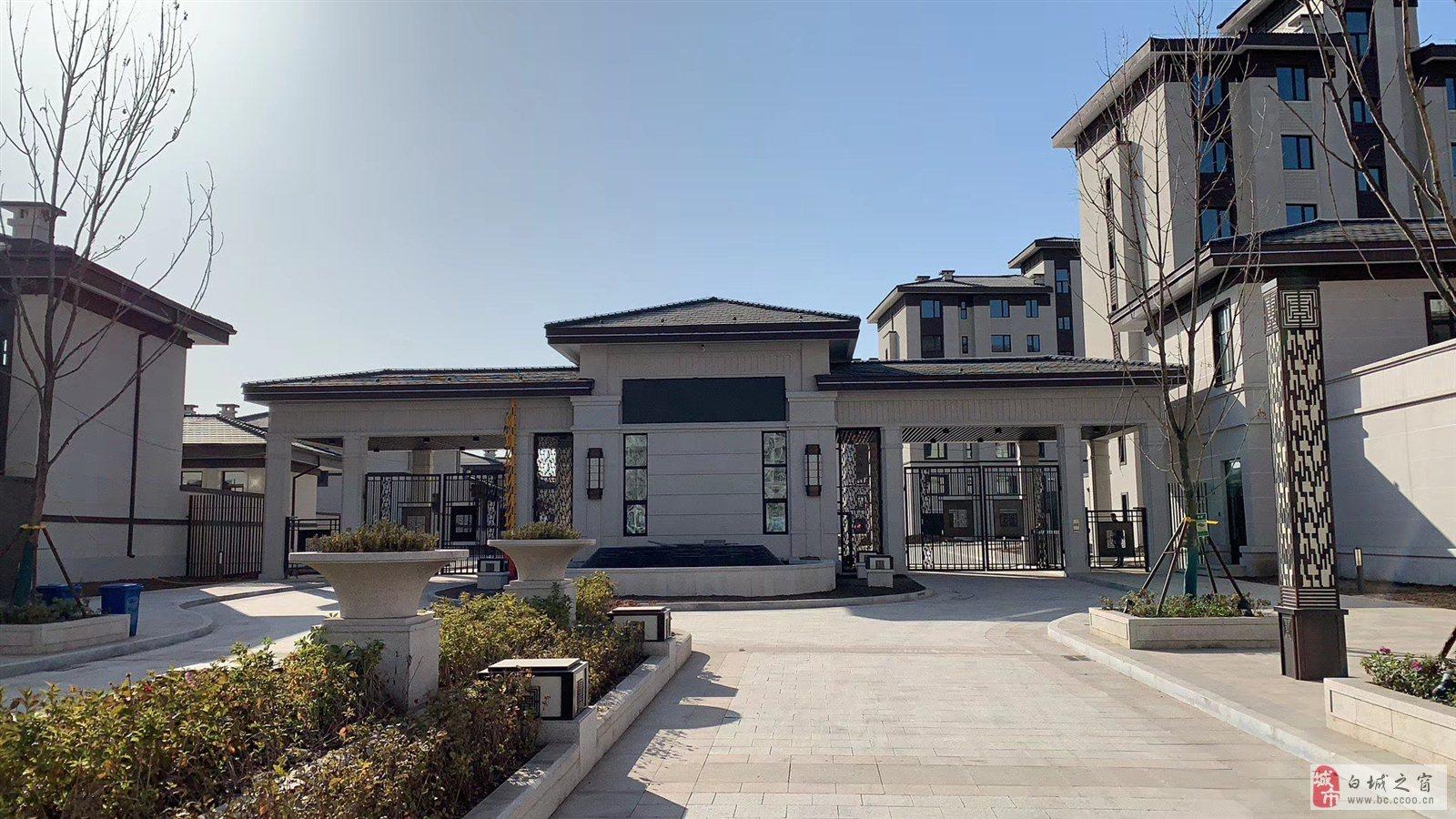 鹤城壹号院现房出售3室2厅2卫78.5万元