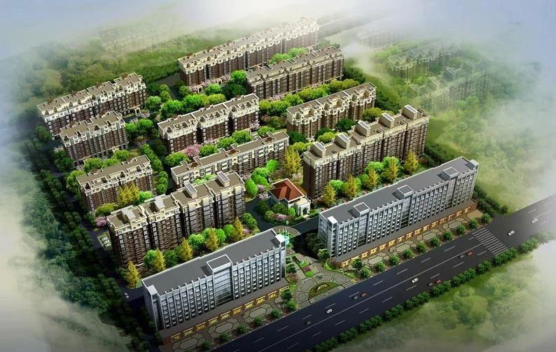 尚璟城3室2厅2卫43万元送煤房