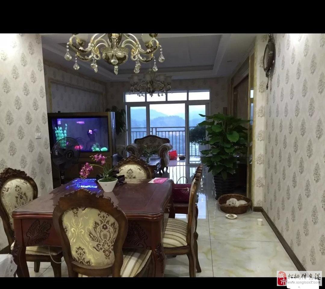 松桃精装外滩电梯3室2厅2卫关门售63.8万元