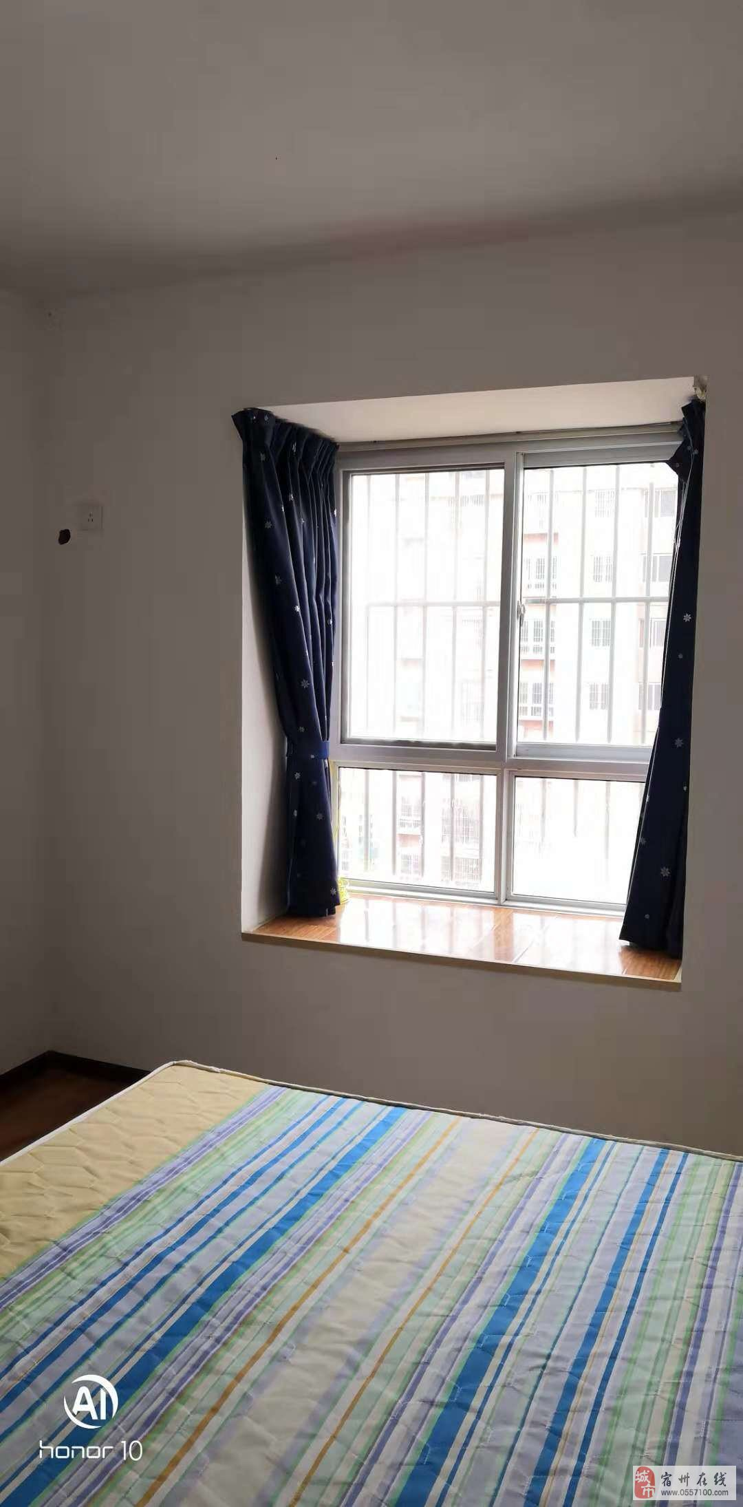 龙登和城2室2厅1卫44万元,全明格局