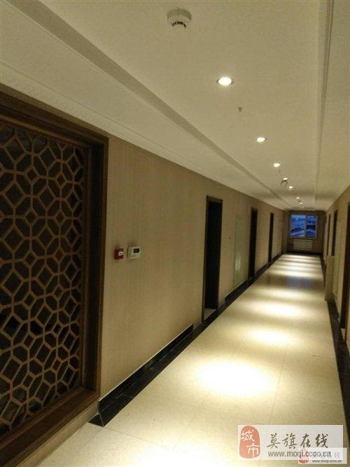 售莫旗人民醫院附近今年新樓多層80平