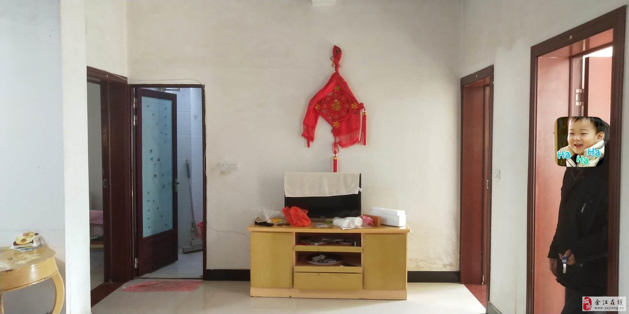 老县政府小区新房3室2厅1卫60万元(11号)