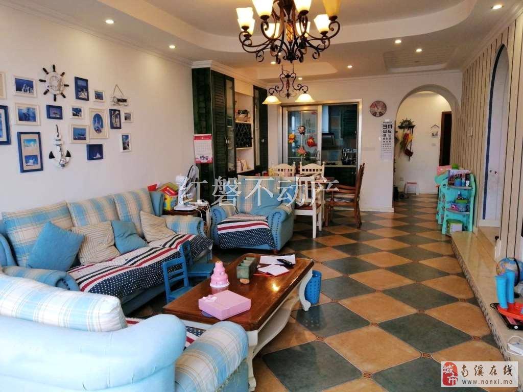 康安江城精装3室2厅2卫78.8万元