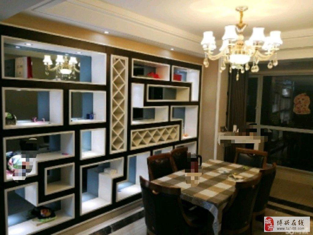 3764渤海锦绣城4室2厅2卫250万元