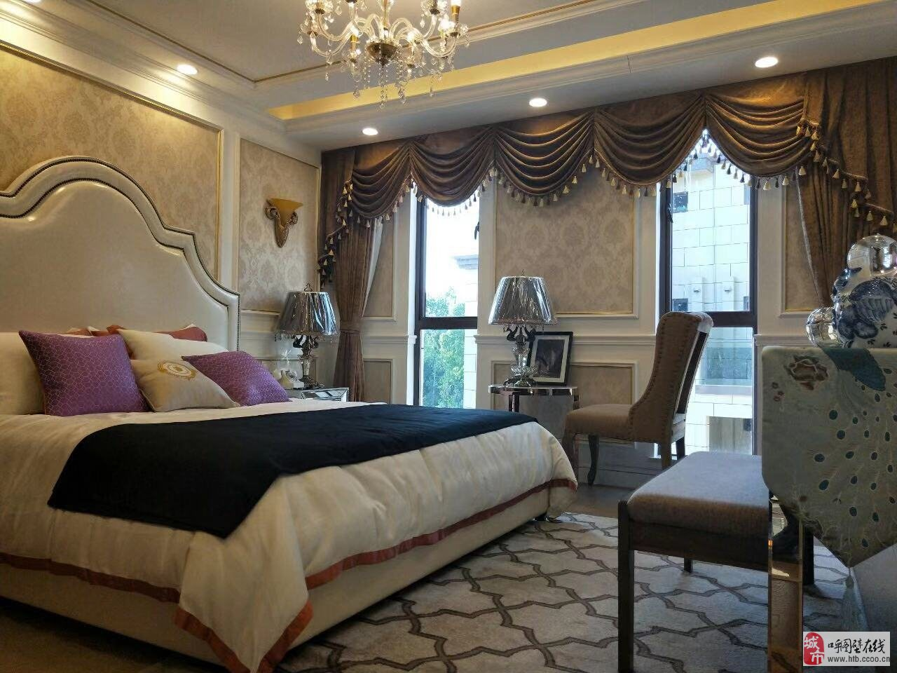 海南省城北世家別墅5室2廳4衛175萬元