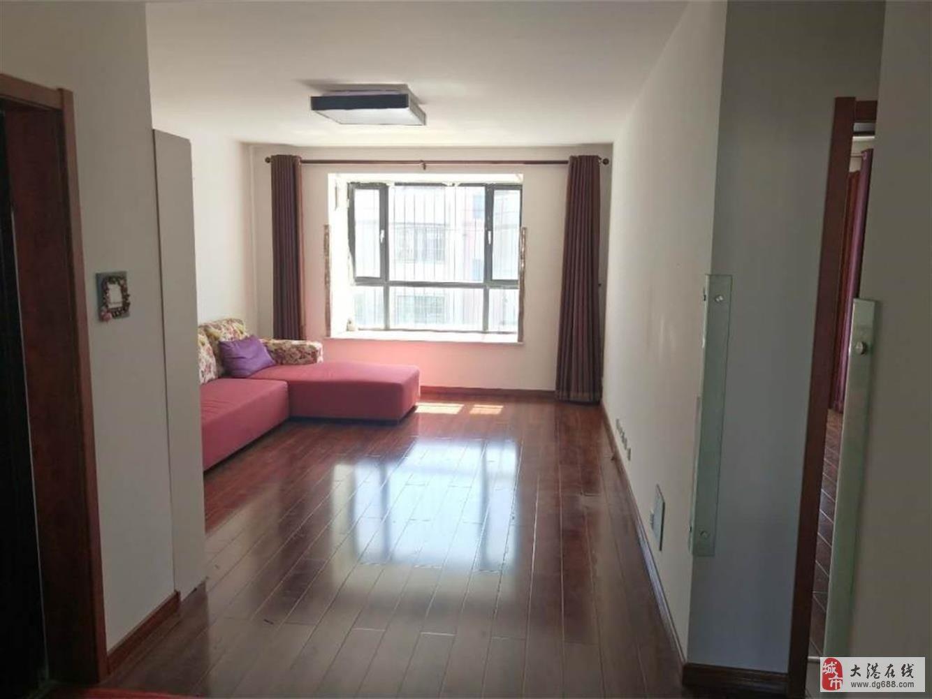 便宜房福绣园四楼精装两室南北通厅90平仅售97万