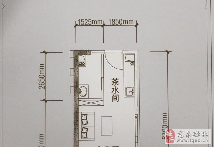 龙泉驿华西医院旁,双地铁loft,可按揭