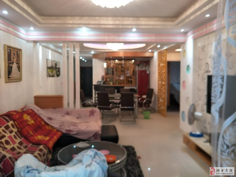 金湖国际3室 2厅 2卫精装修低价急售