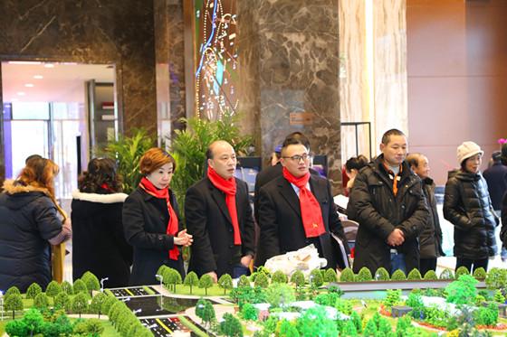 2018年蓬溪县商品房销售面积增速70