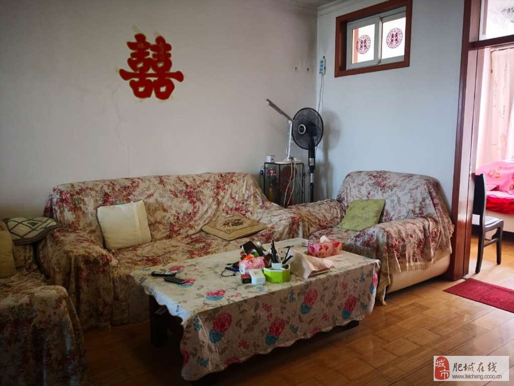 S明桂花园72.8万3室2厅1卫普通装修好房不要错过