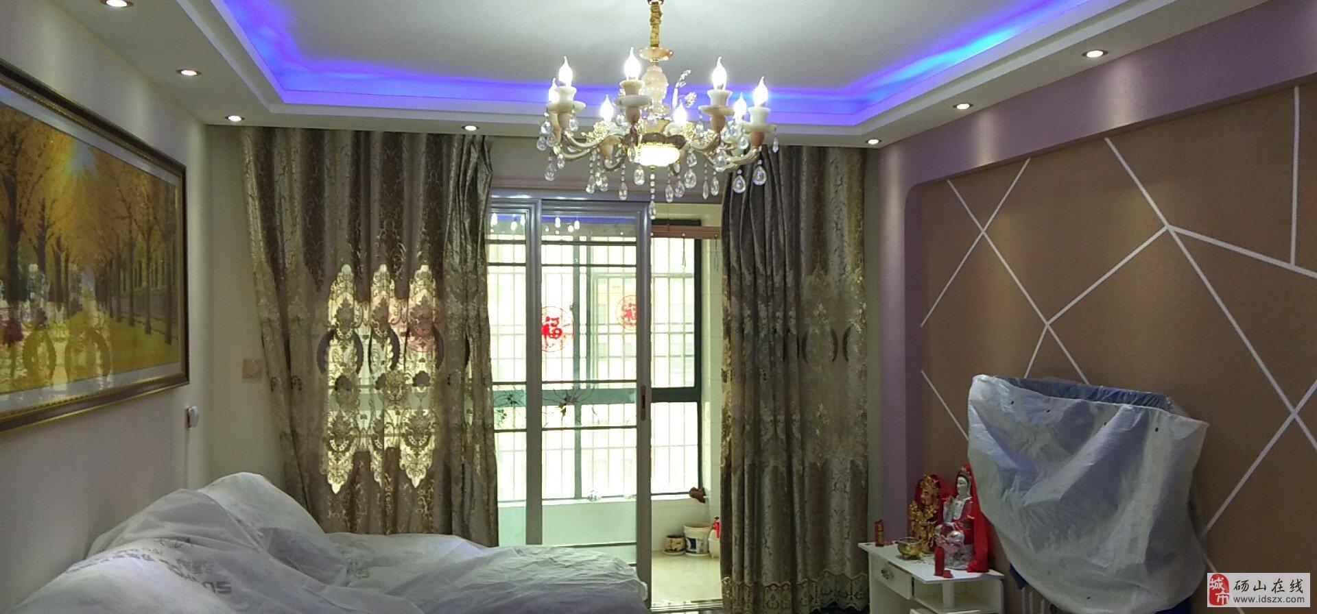 東方不夜城12樓西邊戶精裝婚房家具家電齊全含稅價