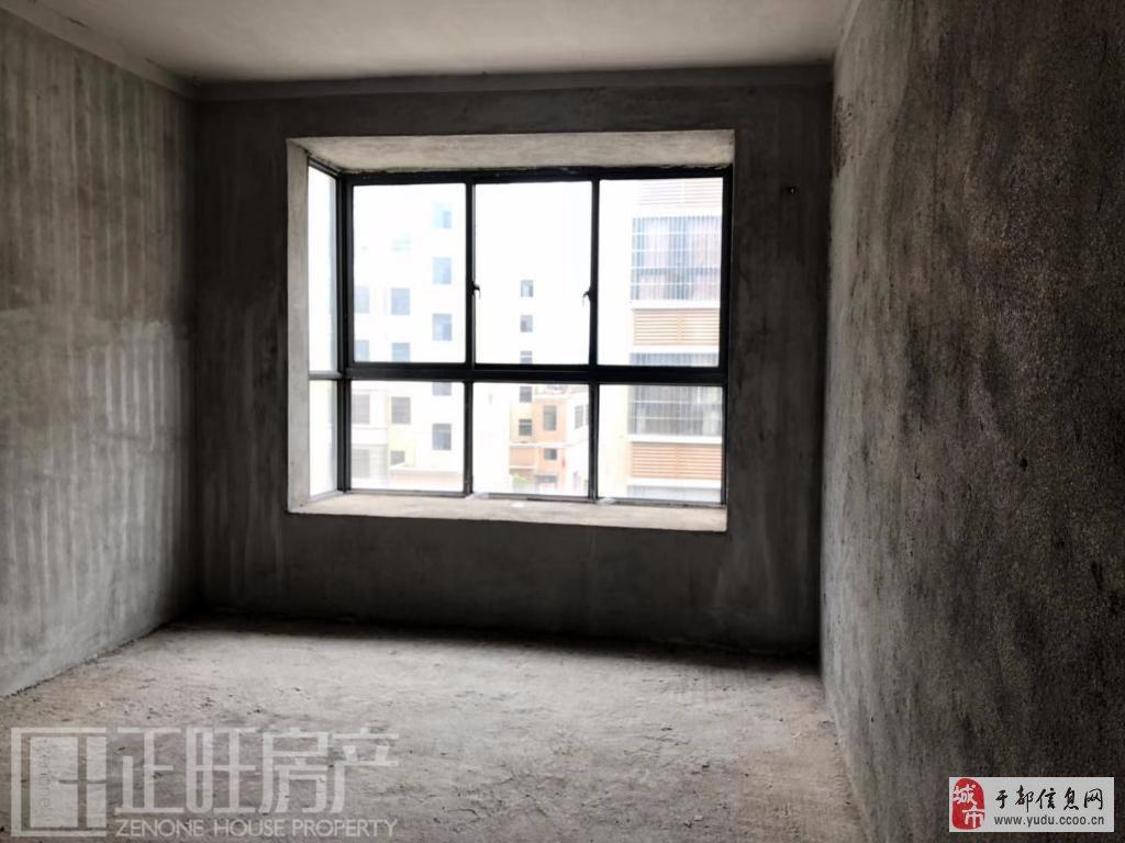 嘉德山与城正4房,黄金楼层,带车库,毛坯自由设计