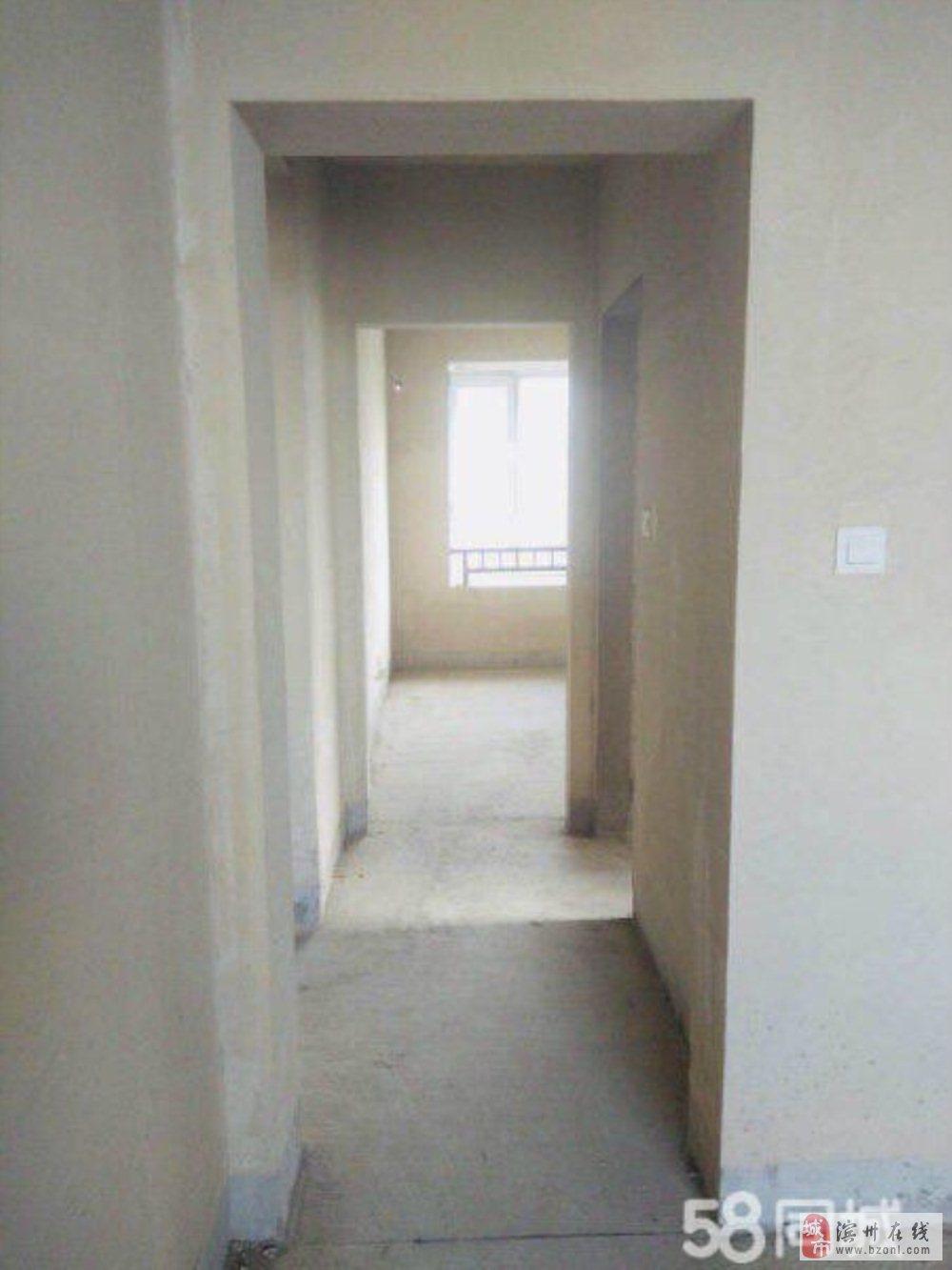 安联风度柏林124平3室毛坯裸房135万