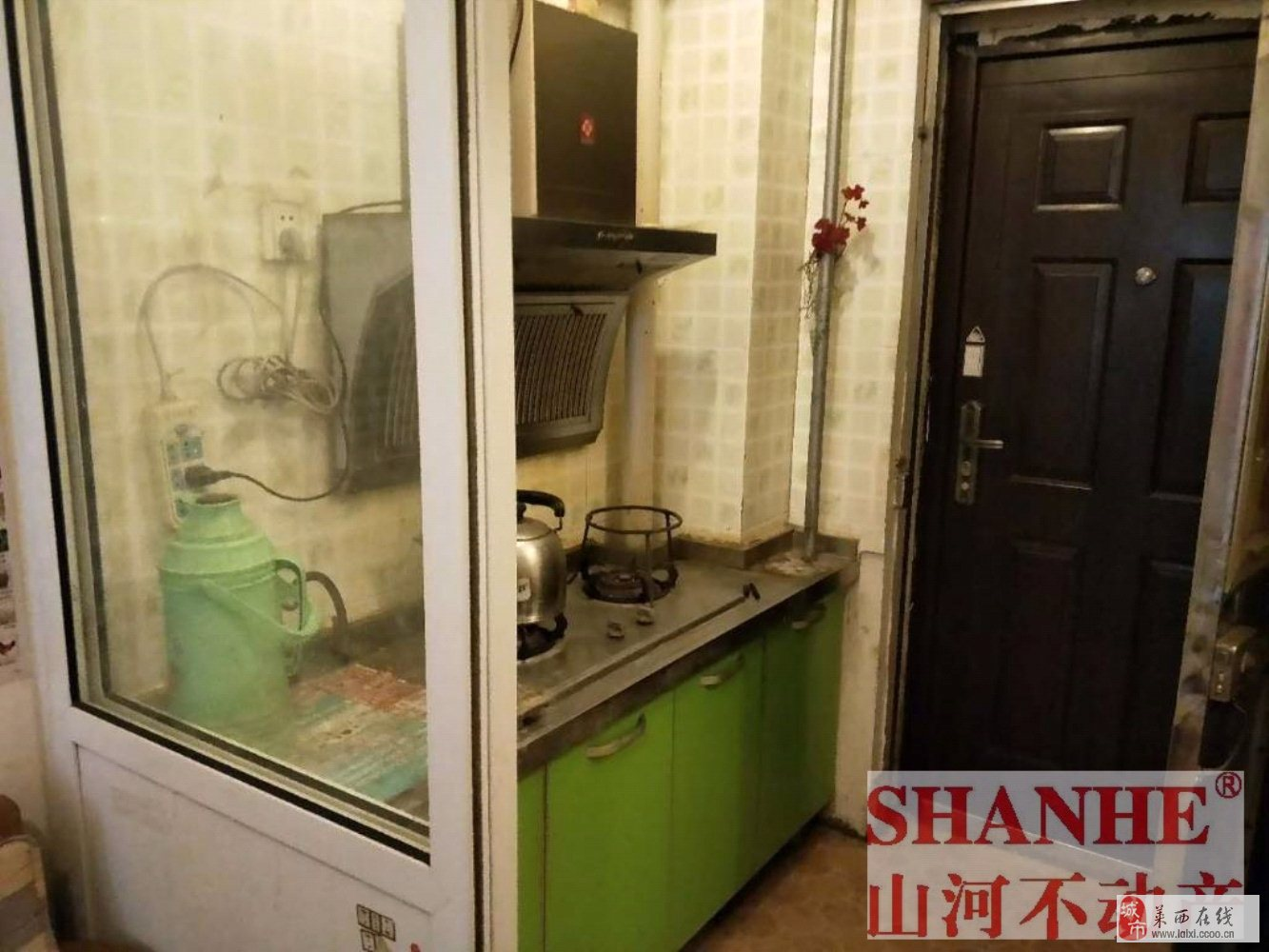 翡翠城東區2室1廳1衛23.8萬元