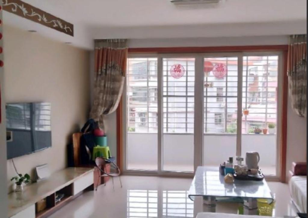 三远江滨花园楼层佳精装修118平仅售113万元