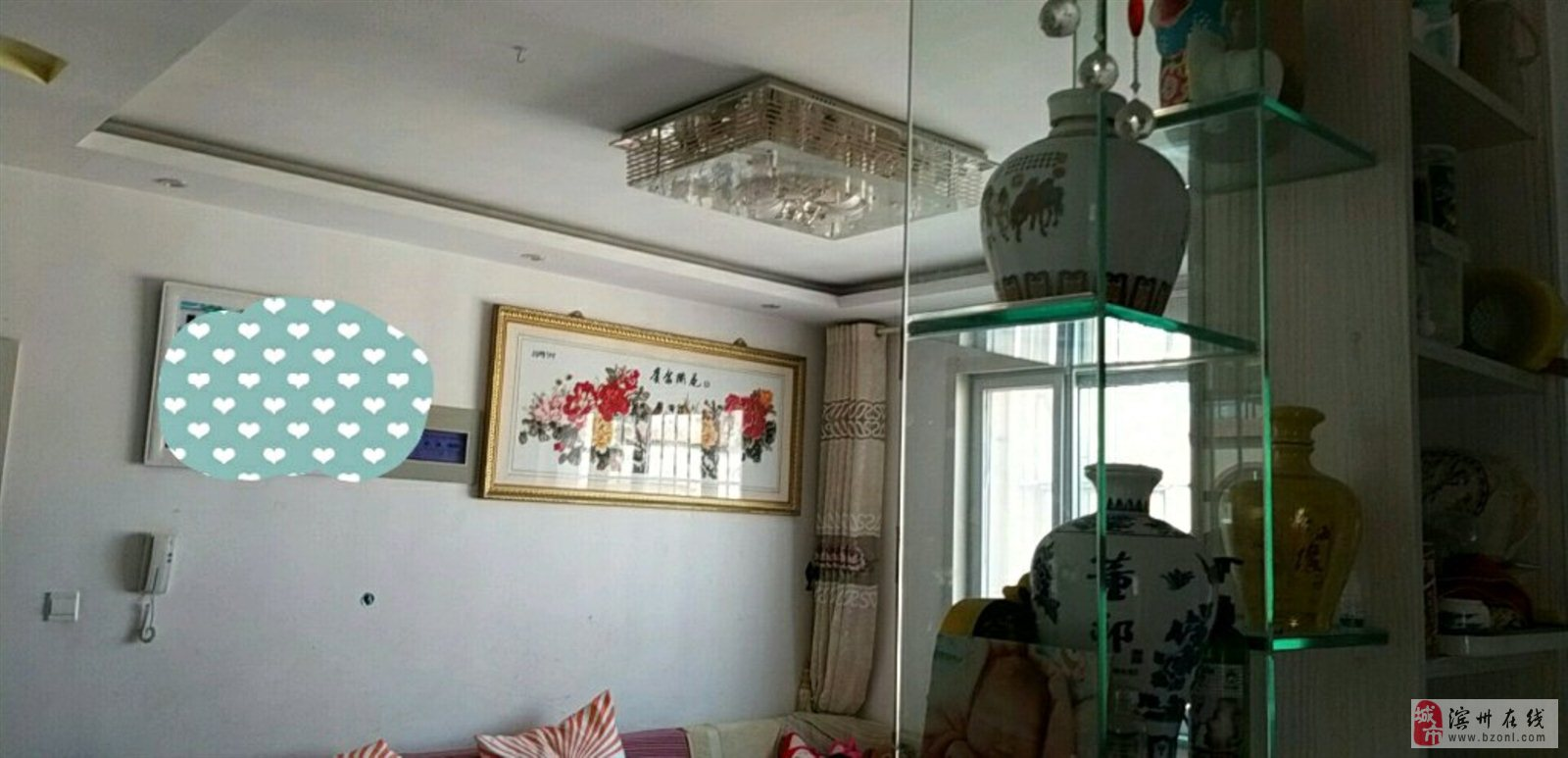 馨湖景苑93平40万元3室赠阁楼带储藏室