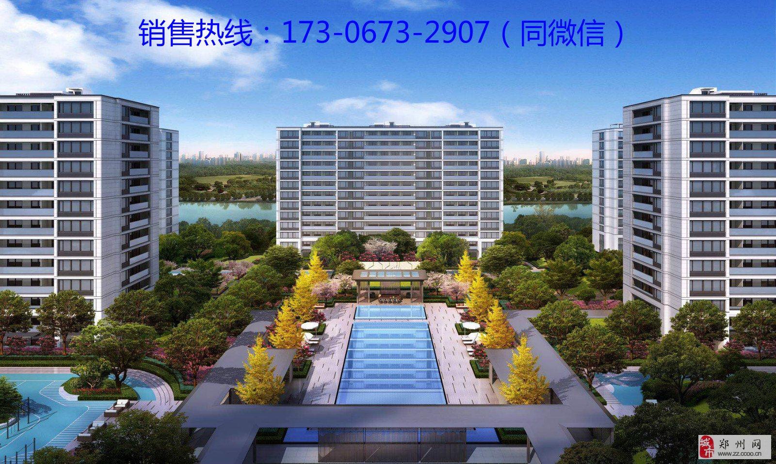 佳宁苑一期主推两室和三室的观景高层(图) - 天津乐居网