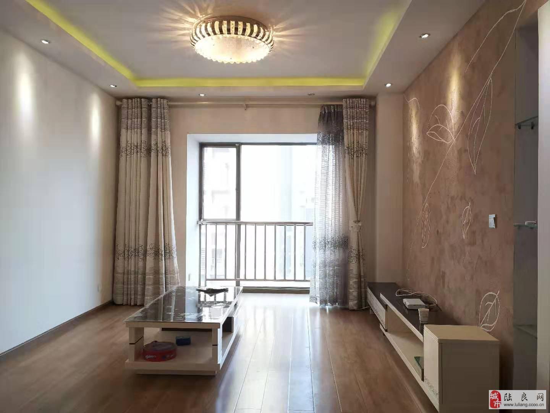 鑫城国际三期 紧凑三室 精装修 拎包入住
