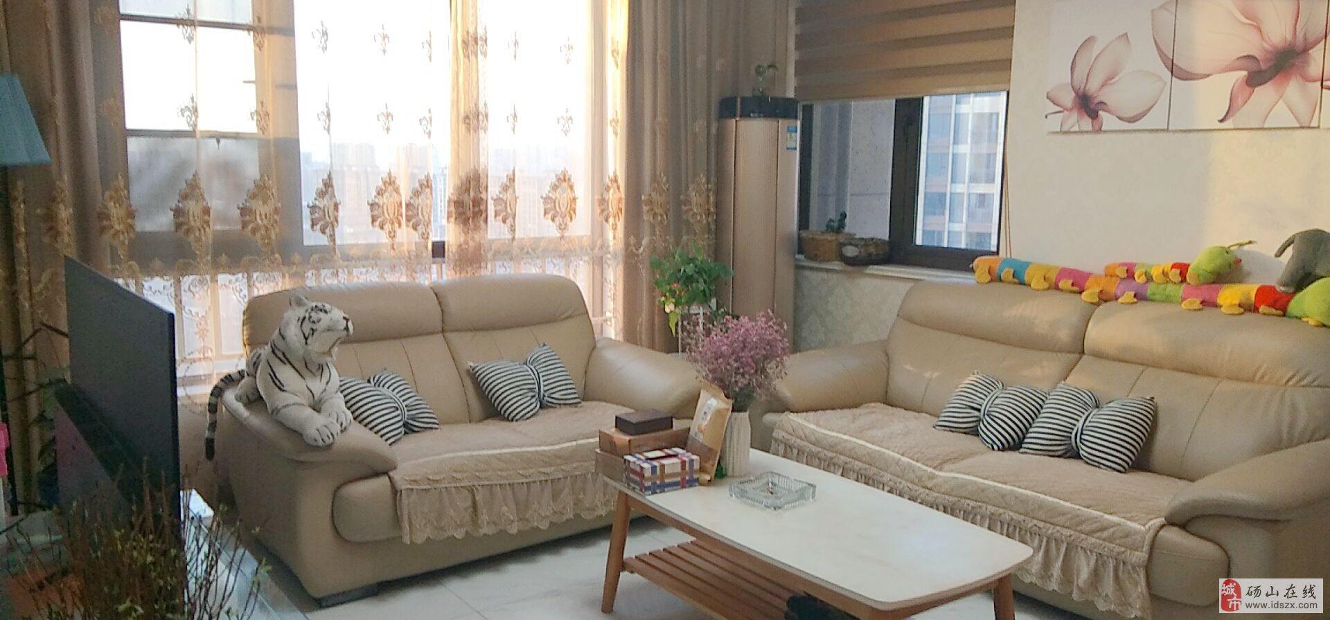 荣联尚东城22楼精装房家具家电齐全环境优美