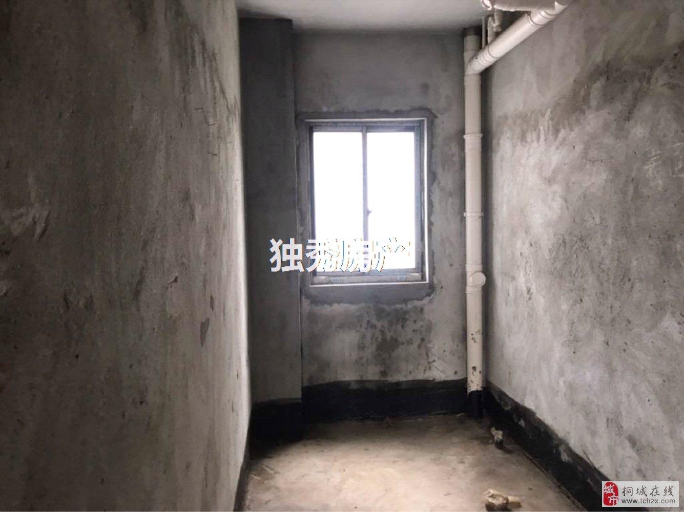 新东方世纪城毛坯三室二卫环境优美户型方正