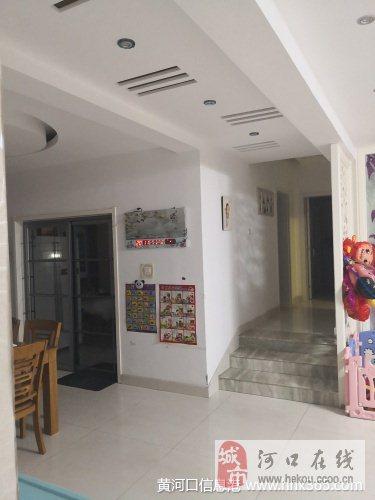 河安小区夏安园160型1楼带车库储藏室