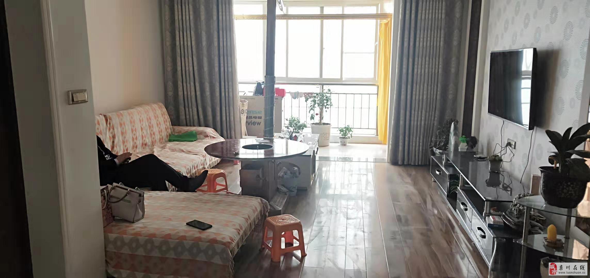 兰庭雅郡2室2厅1卫27万精装出售