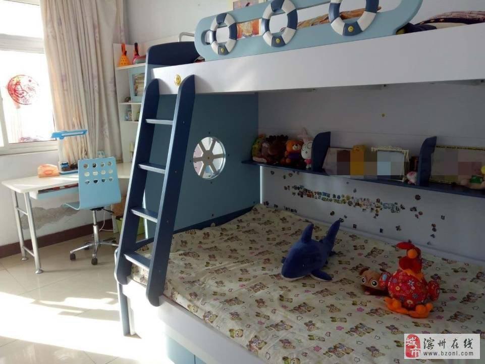 王家小区3室51万元多层4楼送车库