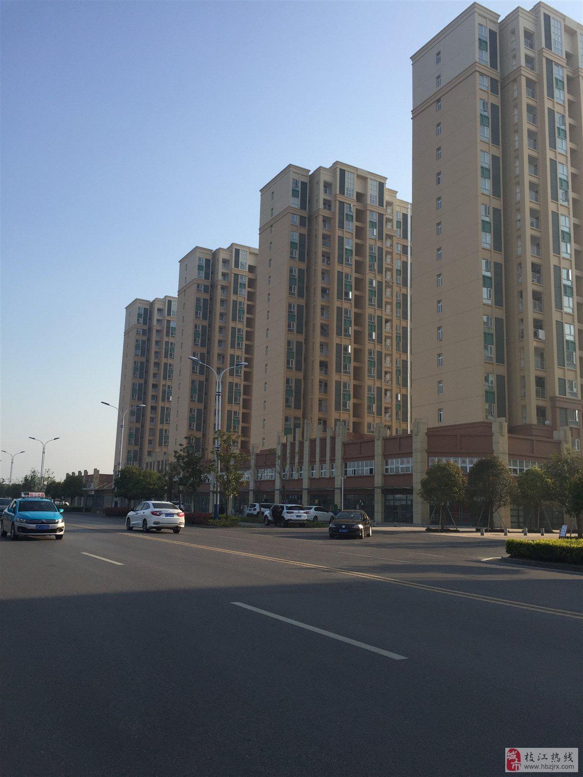 枝江市保障房小区 新房还建房出售