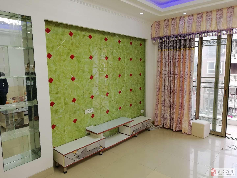 润泰花园两室两厅拎包入住90平方急售33.8万