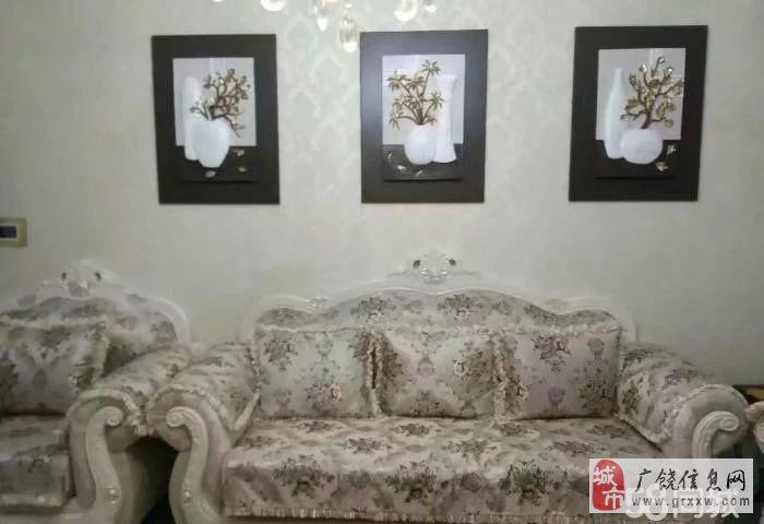 中南世纪城4室2厅2卫,带车位储藏室,家电家具