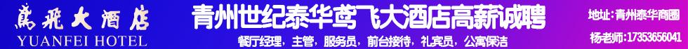 世纪泰华青州鸢飞大酒店