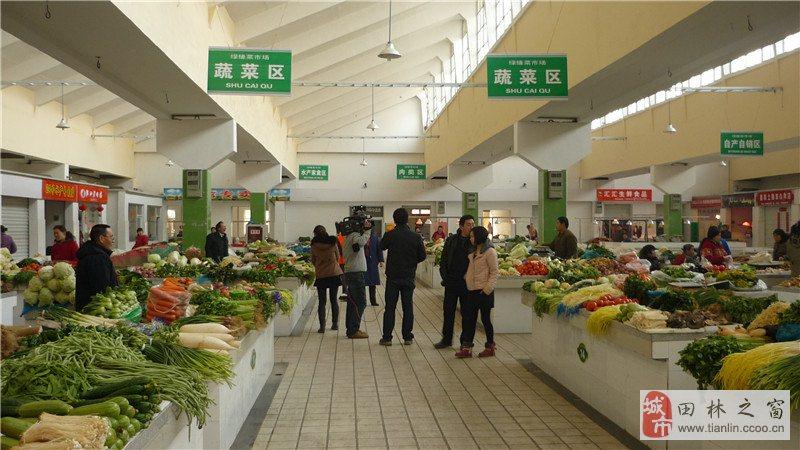 南宁春天里农贸市场—准现摊-片区指定菜篮子3万起