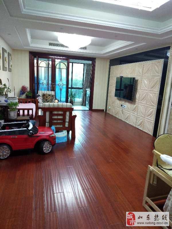 华燕好房,锦绣福邸143平米3室2厅2卫精装修