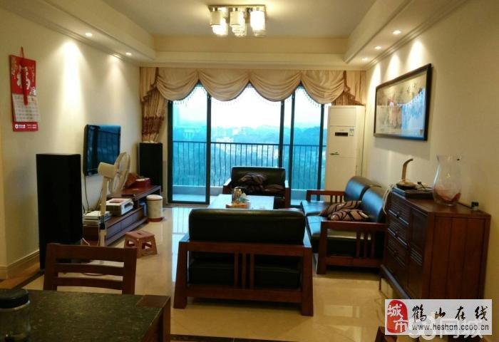 松鹤新城电梯8楼100方3室2厅2卫仅75万