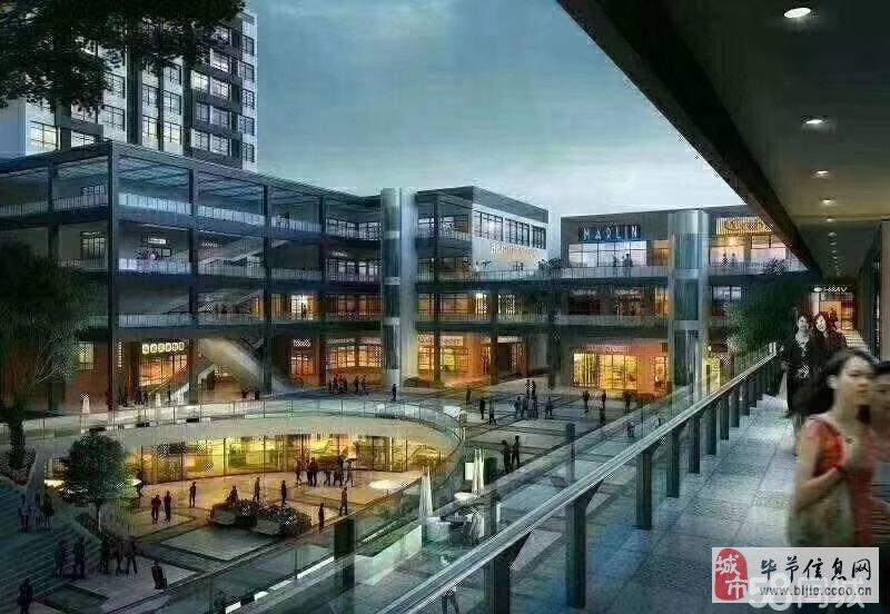 (送26)学区房紧靠医院楼下购物中心高铁站旁