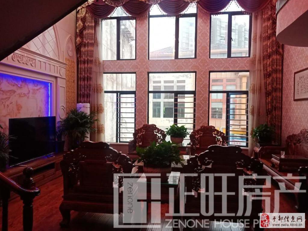 红军大桥附近豪装整栋商住2用,一线江景带院子