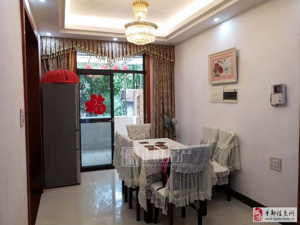低单价锦绣嘉园精装三房带露台采光南北通透仅88万