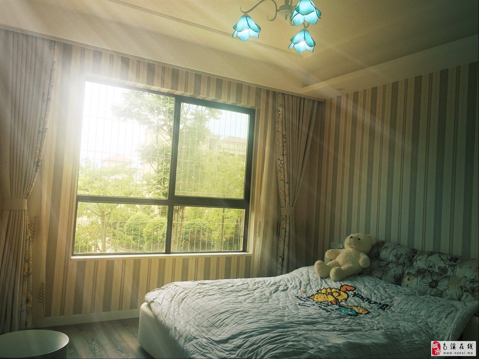 佰川龙臣1号豪装4房送57万的装修房东急售低于市价