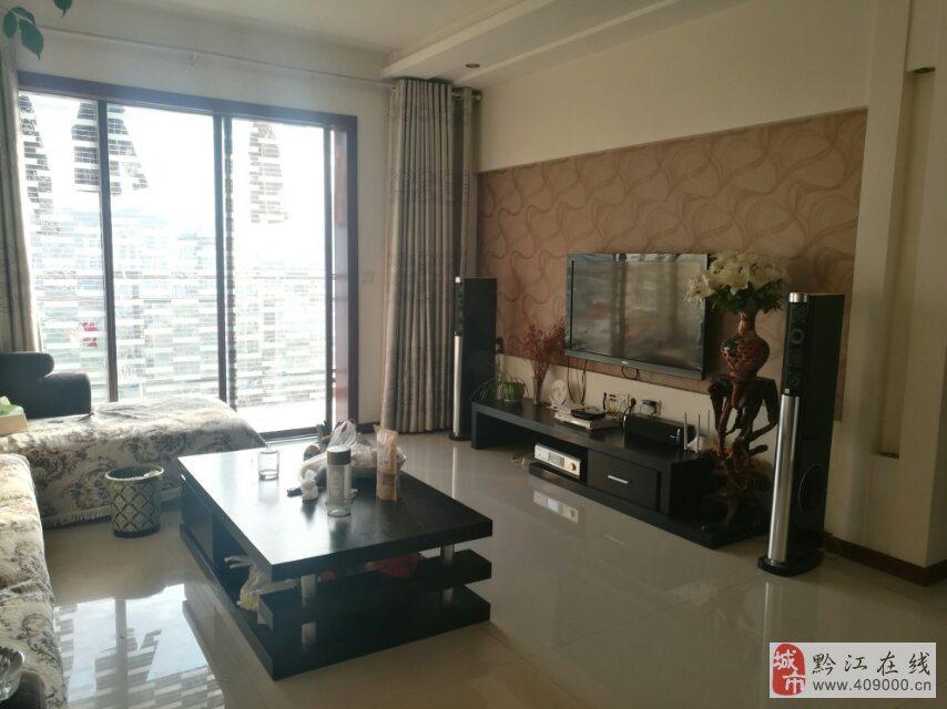 领秀江山125平精装大3室低价急售,清水房价!