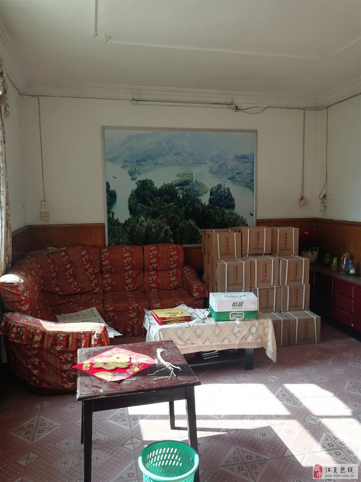老区委宿舍2室2厅精装92平米65万元