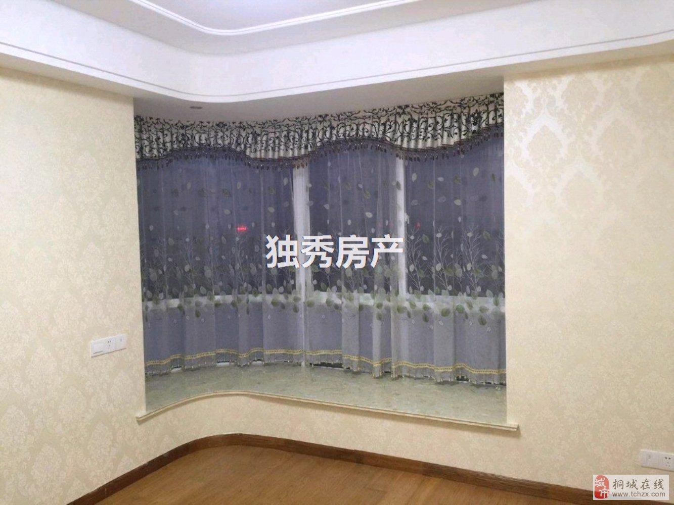 开发区龙腾锦绣城+精装3室电梯中层采光佳+免增值税