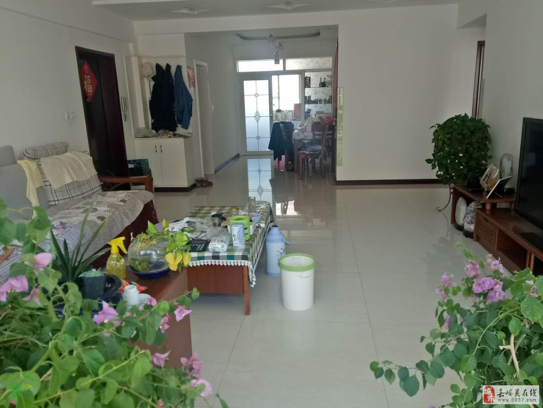 紫轩二期3室2厅142平米4楼落地大窗地暖房