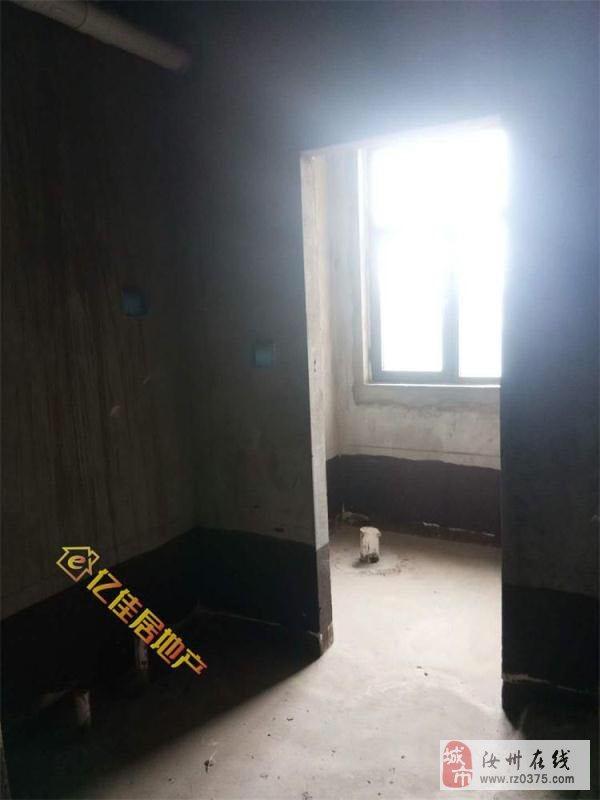华予金城4室2厅毛坯电梯房南北通透支持分期