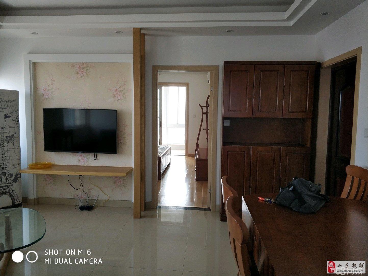 名都公寓80平米精装修2室精装修总价75万附房车位另算