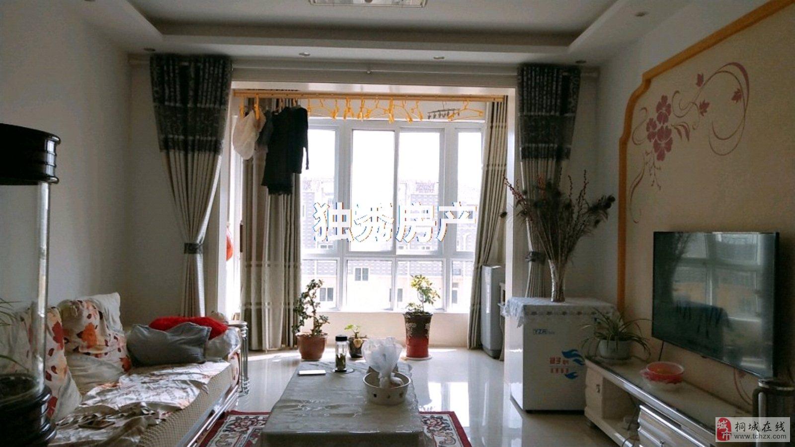 龙腾锦绣城精装两室中间楼层两室朝南73.8万元